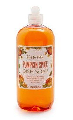 Spice, spice baby. (Pumpkin) spice, spice baby.