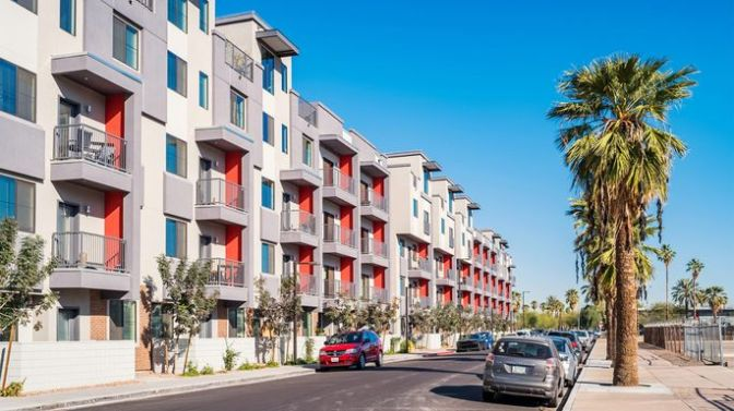 New condos in Phoenix, AZ