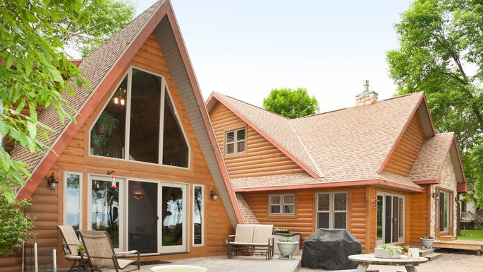What Is An A Frame House Features Where To Find Them And More Realtor Com