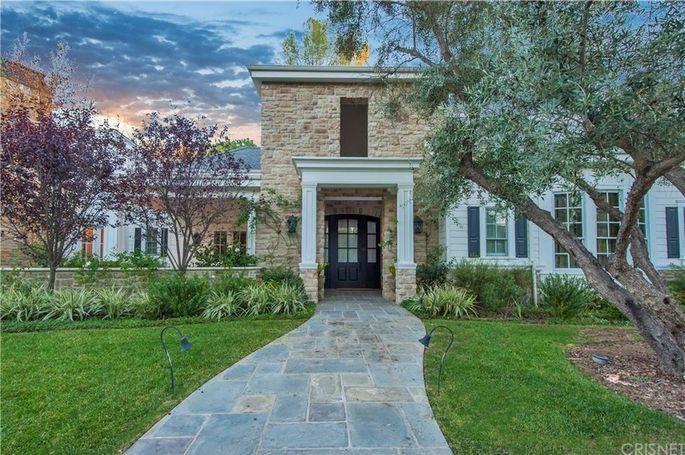 Tyson Chandler's Hidden Hills estate is for sale or rent.