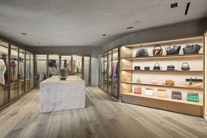Jaw-dropping custom closets