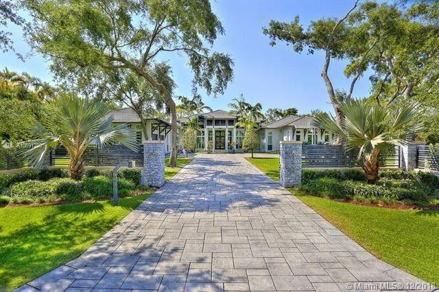 Plácido Polanco's home in Pinecrest, FL