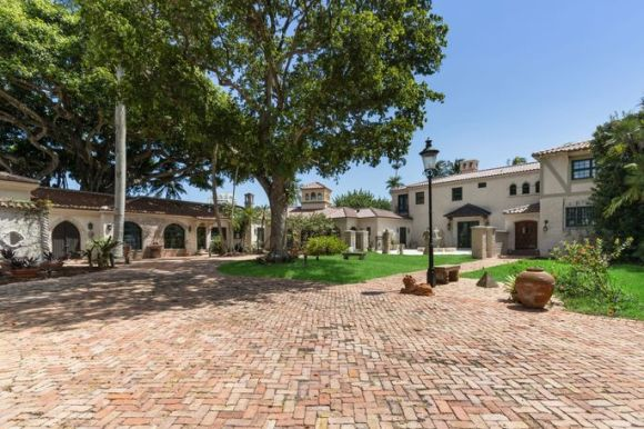Anheuser-Busch estate on the market