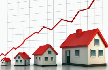 Image result for mortgage rates rising free image