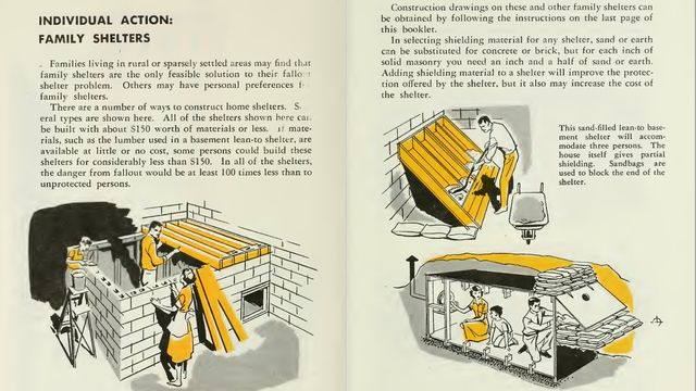 Fallout shelter instructions