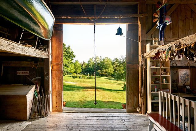 Barn that inspired 'Charlotte's Web'