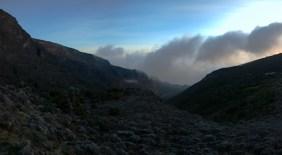 Kilimanjaro - panorama - 007 - Camp no 3