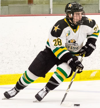 Breezy Point defenseman Hill makes NCAA commitment | North ...