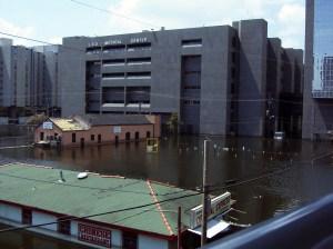 MEB flood
