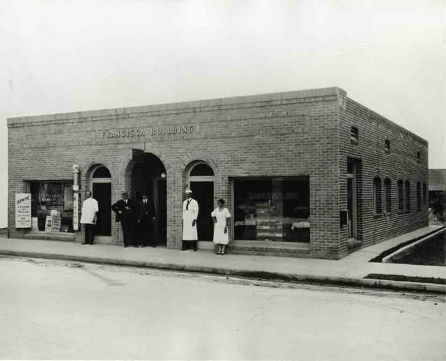 First Building Built by African American