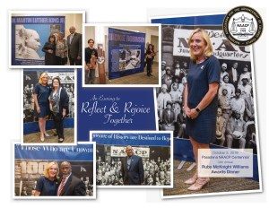 34th Ruby McKnight Williams Award Dinner Collage
