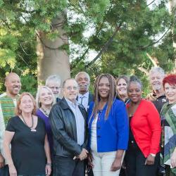 NAACP SLO County Branch Holds First Executive Committee Retreat