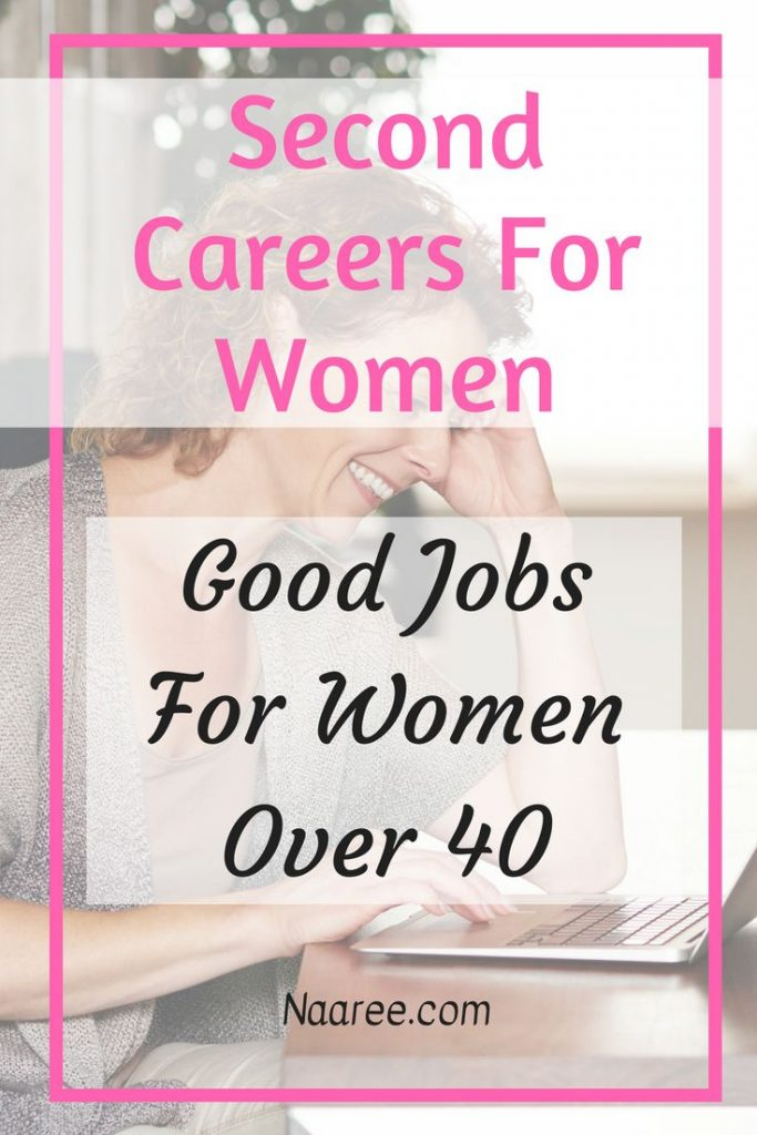 Good Jobs For Women Over 40 - There's no need for any woman over 40 to be without a job. Here are a few that you might find attractive
