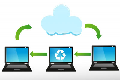 Recycled Laptops