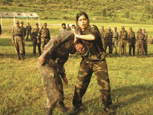 Unarmed Combat Forces Instruction
