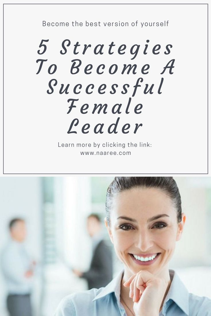 Take a look at what exactly makes a successful female leader. If you're a woman looking for some insights that ought to give you inspiration and motivation, you've found the right resource. Once you're able to show lots of aptitude and skill, the fact that you're a woman will only make you shine more. #femaleleader #womanleader #leadership #skills