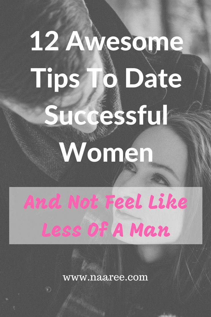 If your girlfriend is more successful than you professionally and it is making you feel low or is taking a toll on your personal life, then you're in the right place. In this article, we list 12 awesome tips to date a successful woman and not feel like less of a man. #dating #relationships