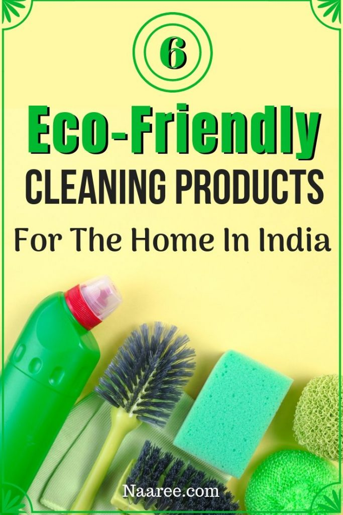 Eco-Friendly Cleaning Products For The Home In India