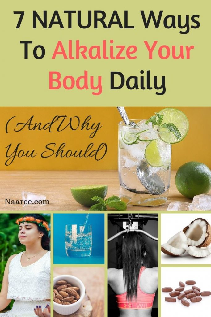 7 Ways To Alkalize Your Body Daily (And Why You Should)