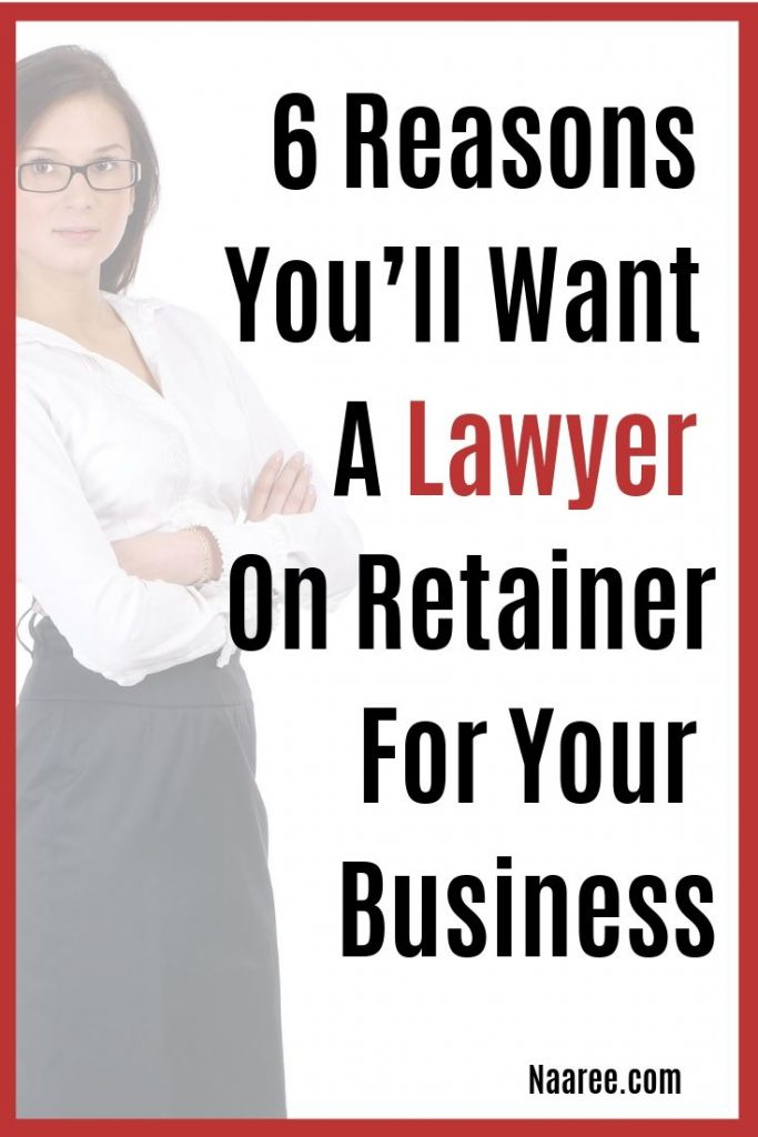 6 Reasons You'll Want A Lawyer On Retainer For Your Business