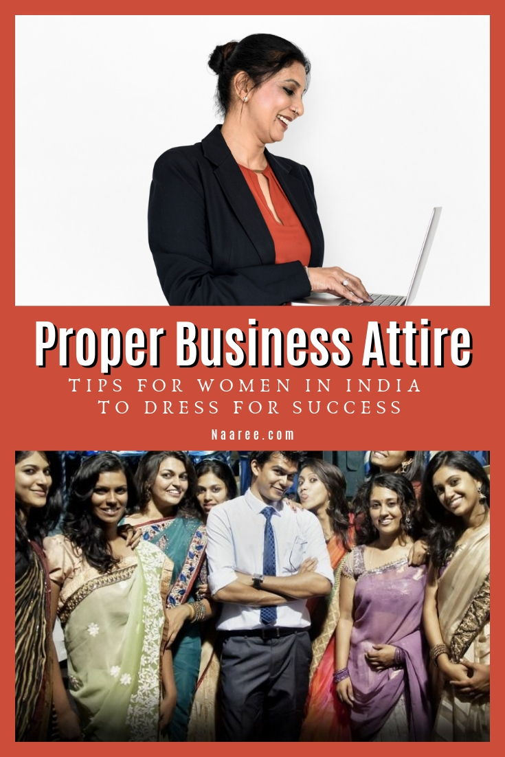 Proper Business Attire For Women In India To Dress For Success