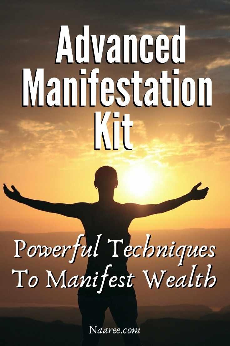 Advanced Manifestation Kit