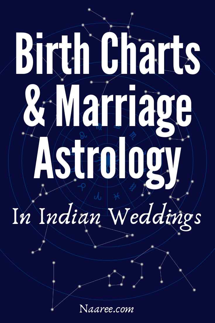 Birth Charts And Marriage Astrology