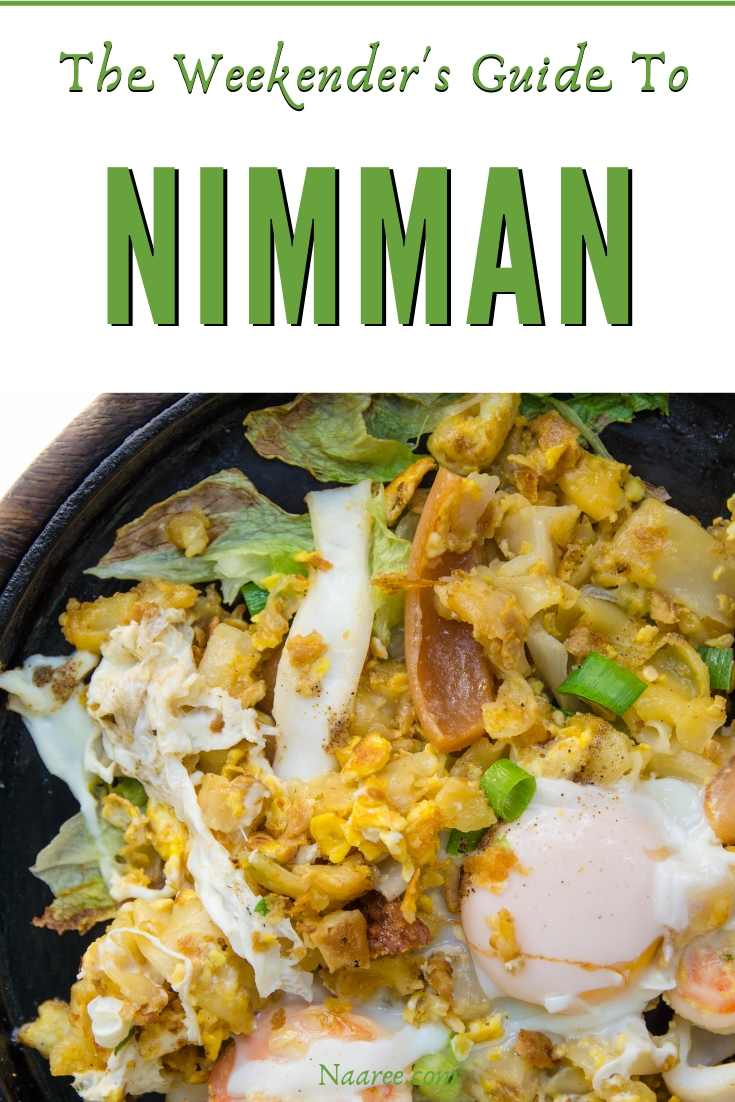 The Weekender Guide To Nimman Chiang Mai