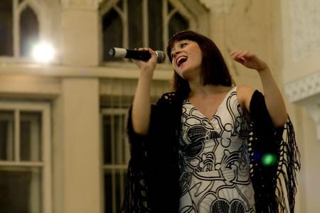Мария Левкова с песней из Аватара.