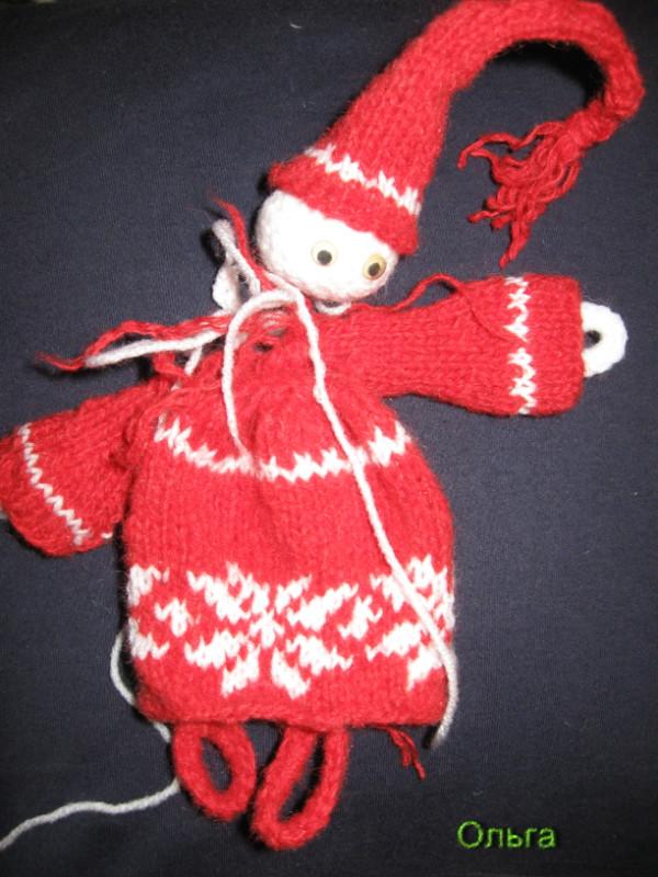 Рождественский ангелок