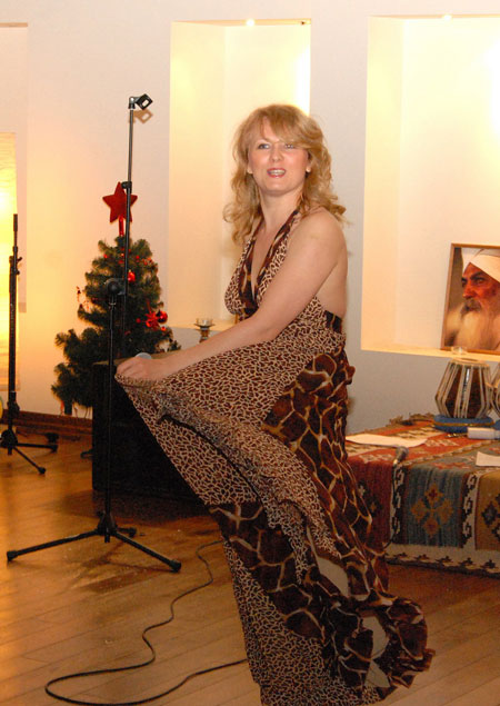 Наташа Свиридова: Дай нам Боже