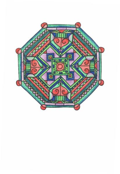 Мандала - Вековая мудрость