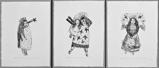 gravures 13x18 cm