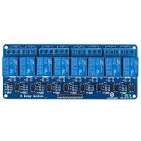 8 Channel 5V 10A Relay Module