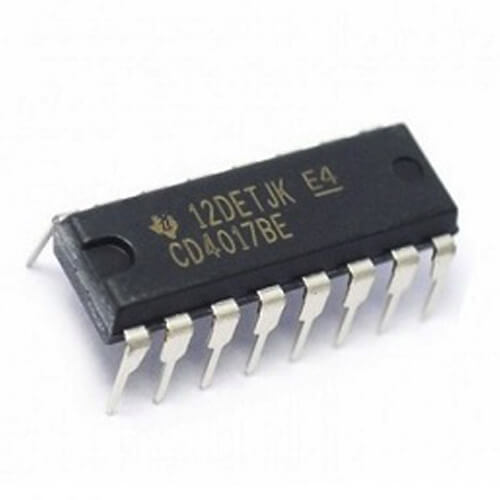 CD4017 Counter IC