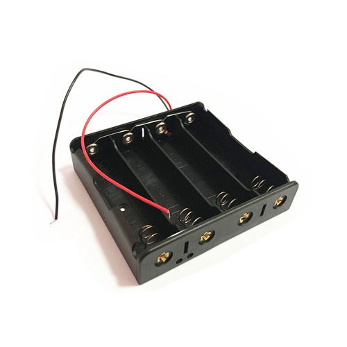 18650 Battery Holder 4 Slots