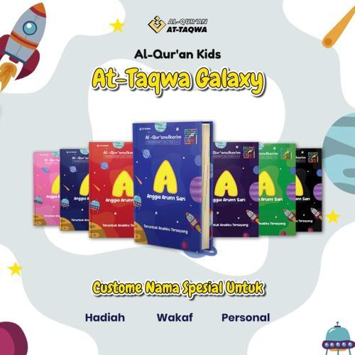 Al Quran Galaxy At Taqwa
