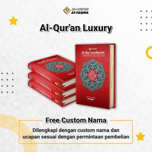 Al Quran Luxury Attaqwa