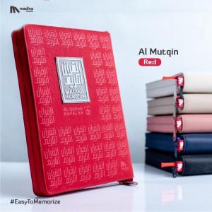 Al Mutqin A5 Red