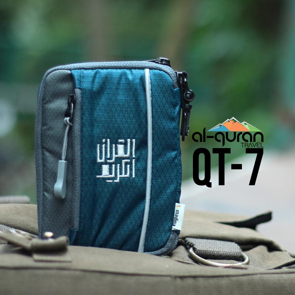 Al Quran Travel A6 Tosca Dark Grey
