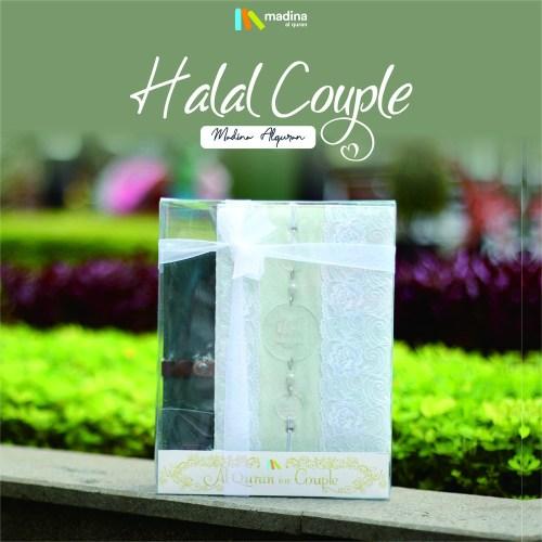 Kemasan Halal Couple A5