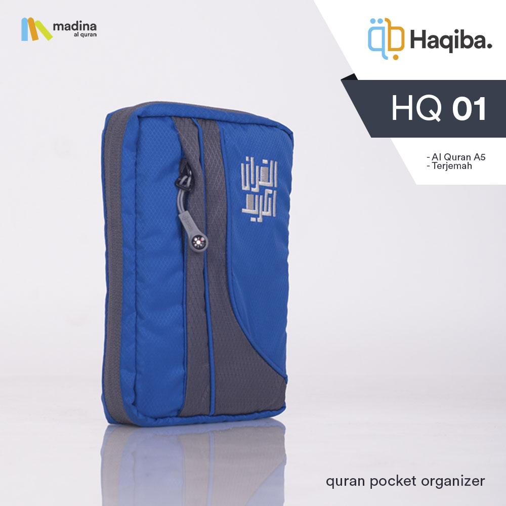 Haqiba Blue Grey A5 HQ01