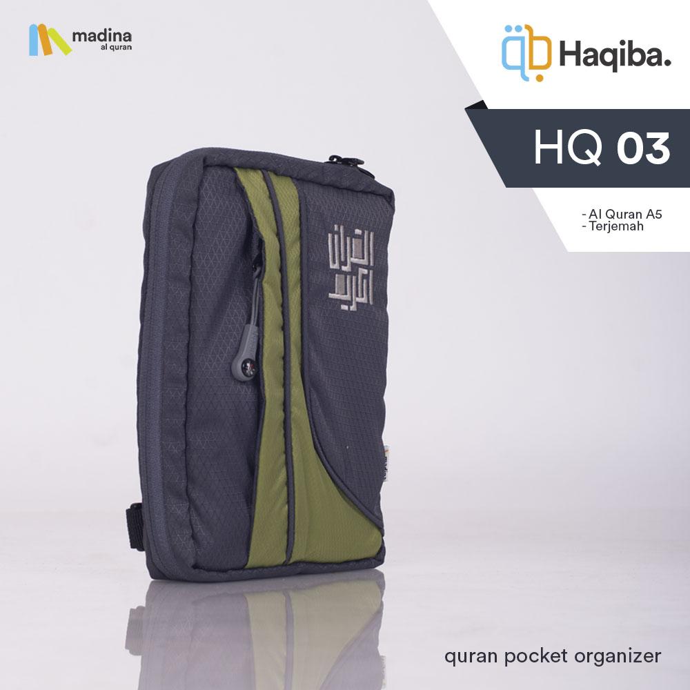 Haqiba Grey Army A5 HQ03