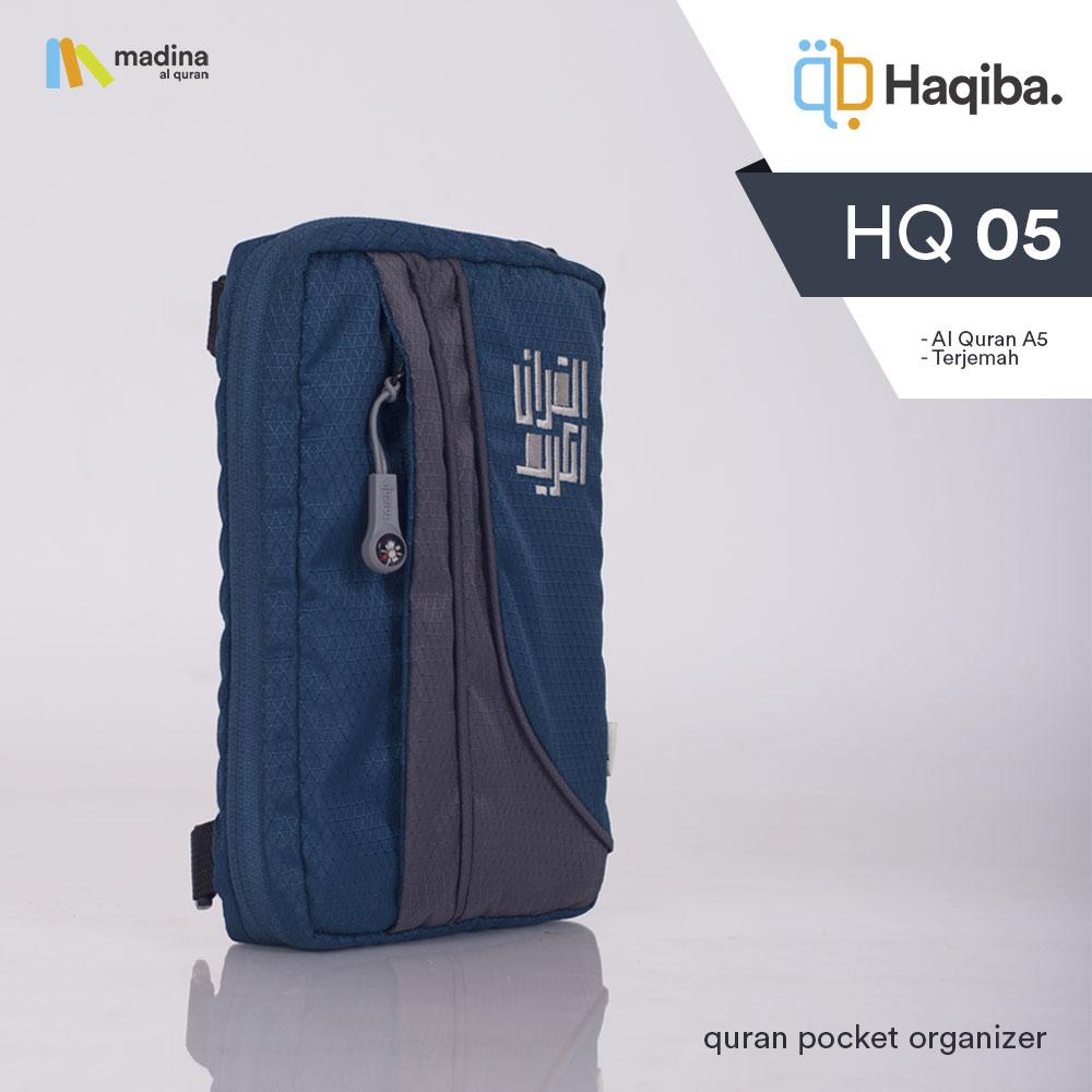 Haqiba Tosca Grey A5 HQ05
