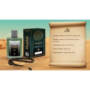 Khalifah Parfum Ali Series 35ml | Non Alcohol