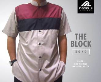 baju-koko-nabawi-the-block-brown-milk