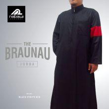 NabawiClothes - baju jubah braunau series black