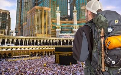 Ibadah Umroh dengan biaya Murah ala backpacker