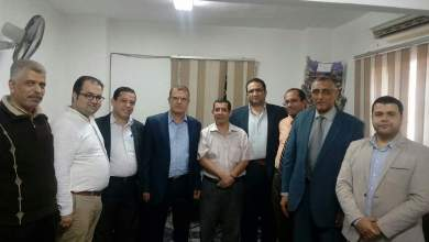 Photo of الاجتماع الاول لمجلس نقابة أطباء القليوبية