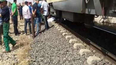 "Photo of دهس شاب تحت عجلات قطار ""الإسكندرية – القاهرة"""